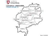 Aktuell 35 Corona-Fälle im Landkreis Schaumburg
