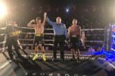Piergiulio Ruhe siegt in der Pfalz: Rintelner Profi-Boxer gewinnt GBC Intercontinental Titel