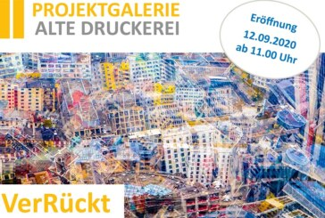 """""""VerRückt""""e Ausstellung in der Alten Druckerei"""