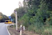 Grafensteiner Höh: B238-Blitzer blitzt bald wieder