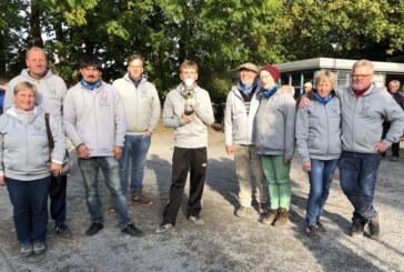 Rinteln: Boule-Pokal geht nach Wiedensahl