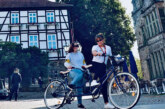 Lilli Sophie Lindemann trainiert mit Tandem für Deutsche Schwimmeisterschaften