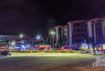 Exten: Feuerwehreinsatz bei Wesergold
