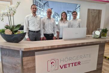 Hörgeräte Vetter bietet vollen Service trotz Lockdown