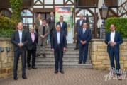"CDU: Zu Besuch beim ""Global Player"" riha WeserGold"