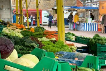 Rinteln: Samstags-Wochenmarkt fällt aus