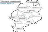 Corona in Schaumburg: Aktuell 5 Positivgetestete in Rinteln