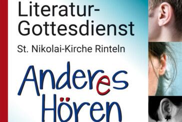 """""""Der Gesang der Flusskrebse"""": Literaturgottesdienst in St. Nikolai"""