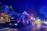 Möllenbeck: Feuerwehreinsatz in Lemgoer Straße