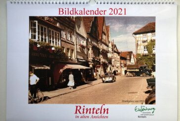 Rinteln in alten Ansichten: Museum stellt Bildkalender 2021 vor