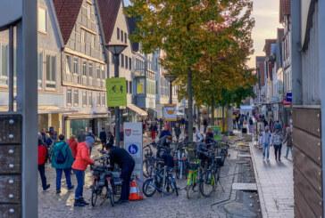 Frühlingswetter im November: Positive Resonanz auf verkaufsoffenen Sonntag in Rinteln