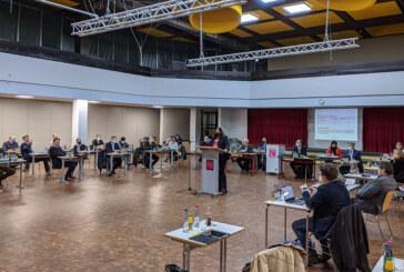 Wegen Corona-Entwicklung: Stadt verschiebt Sitzungen von Bauausschuss und Rat