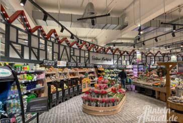 (Bildergalerie) Großer Umbau bei Marktkauf Rinteln beendet
