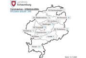 Corona-Inzidenz zum Wochenende rückläufig: 16 neue Positivtestungen in Schaumburg