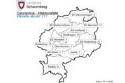 Corona im Landkreis Schaumburg: Inzidenzzahl klettert auf 100,7