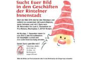 Statt Stiefel-Aktion: Kinder malen ein Bild für den Nikolaus