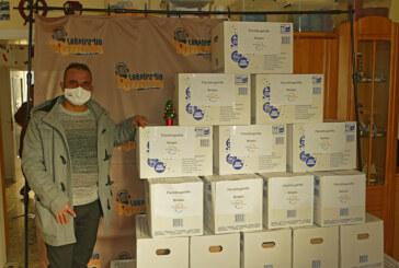 Zahlreiche Sachspenden für AWO-Flüchtlingsarbeit überreicht
