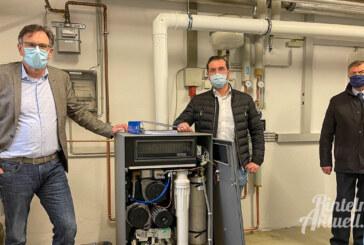 Innovative Wasserstofftechnologie bringt High-Tech ins Rintelner Rathaus