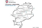 Corona-Entwicklung im Landkreis Schaumburg