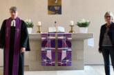 Krankenhagen: Neues Parament für die Erlöser-Kirche