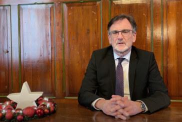(Video) Grußwort des Bürgermeisters Thomas Priemer zu Weihnachten 2020 und zum Jahreswechsel 2020/21