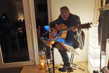 Adventsgottesdienst mit Volker Buck