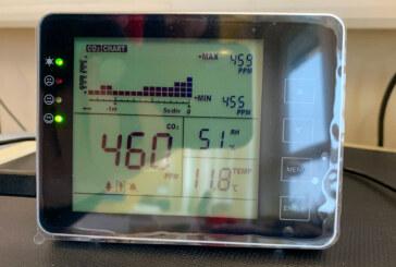 Schutzscheiben und CO2-Messgeräte für Rintelner Grundschulen bestellt