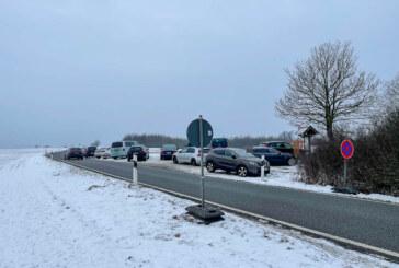 Nur wenige Parkverstöße bei Kontrollen in Goldbeck festgestellt