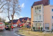 """Rinteln: Feuerwehreinsatz an der """"Alten Feuerwehr"""""""