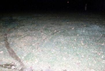 Vandalismus auf Sportplatz in Lohfeld