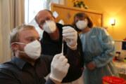 Corona-Impfungen im Landkreis Schaumburg gestartet