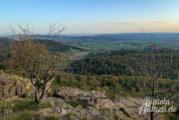 Nach Kletterer-Unfall am Hohenstein: Waldparkplätze werden eingeschränkt