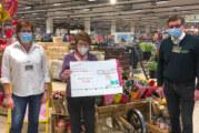 Marktkauf Rinteln überreicht Pfandspende an Hospizverein