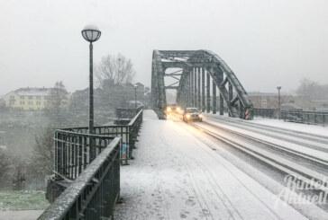 Deutscher Wetterdienst warnt vor starkem Schneefall und Schneeverwehungen