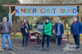 Bürgerstiftung Schaumburg und Firmen spenden Lern-Laptops für Kinderschutzbund