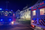 Rinteln: Küchengerät löst Feuerwehreinsatz in Groß-Wartenberger-Straße aus