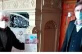 Arbeitskreis Denkmalschutz übergibt Unterschriften zum Erhalt historischer Fassaden