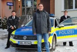 Frank Schäfer ist neuer Kripo-Leiter der Polizei Rinteln