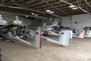Flugzeuge im Top-Zustand: Luftsportverein Rinteln ist wieder startbereit