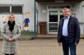 Eine Million Euro für die Grundschulsporthalle Rehren