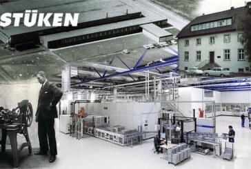 Rinteln: Stüken feiert 90-jähriges Jubiläum / 1.250 Mitarbeiter an fünf Standorten in Europa, Asien und Amerika