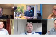 Digitaler Austausch mit THW-Ortsverbänden