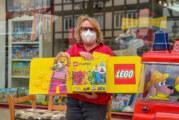 """Modelle zum Thema """"Mai"""" gesucht: Lego-Bauwettbewerb in der Spielzeuginsel Rinteln"""