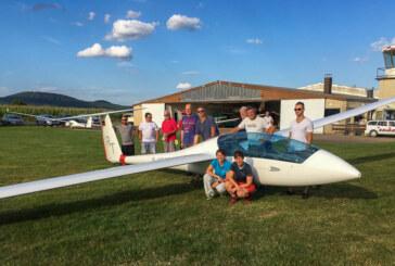 Titelverteidigung verschoben: Rintelner Segelflieger starten erst im Mai zu Wertungsflügen