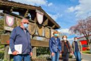 Auftakt in Todenmann: Bürgermeisterkandidatin Andrea Lange startet Spaziergänge durch Rintelner Ortsteile