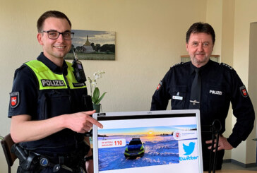 Polizei Rinteln startet bei Twitter