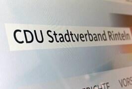 Rinteln: CDU gibt Kandidatenliste für Ortsräte bekannt