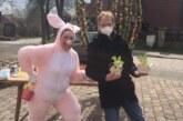 Steinbergen: Überraschung am Ostersamstag