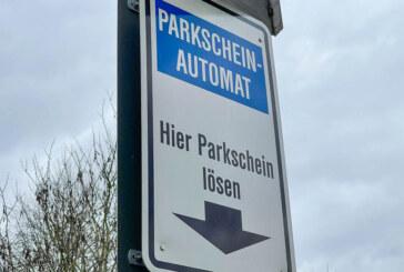 Nach Lockdown: Gratis-Parken bis Ende Januar 2022 / Maßnahmen zur Unterstützung von Einzelhandel und Gastro