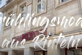 Schuh-Peters und Rintelner Mode-Einzelhändlerinnen: Fashion-Frühling virtuell erleben